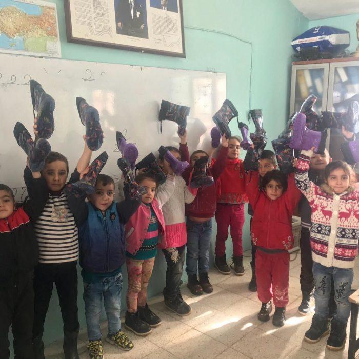 Beytüşşebap Mezra Taşkıran İlkokulu (2)