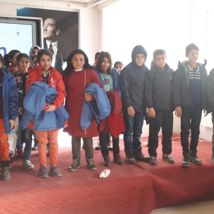 Göçeri Ortaokulu Kahta Adıyaman (2)