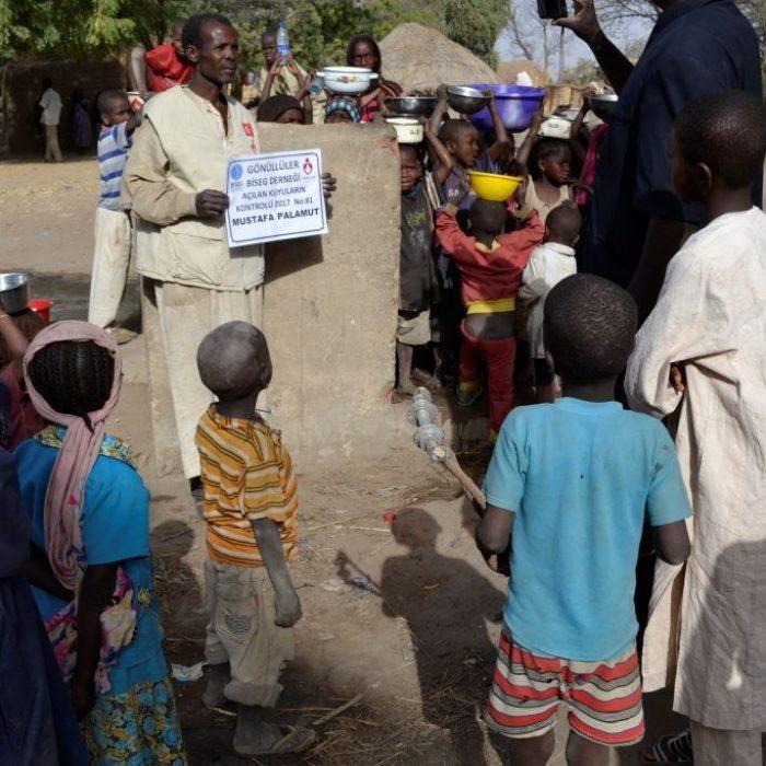 Nijerde Açılan Kuyularımız (6)