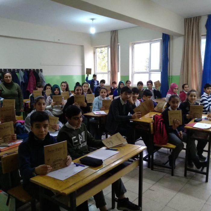Siverek Dumlupınar Ortaokulu (1)